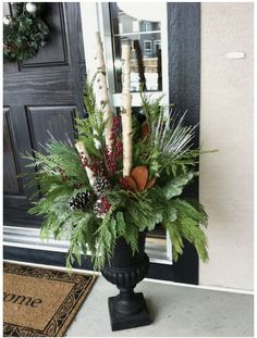 burgundy and birch bows - Google Search