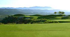 7th hole at Tierra Rejada Golf Club  150 yard par 3