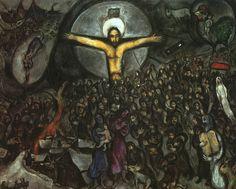Marc Chagall, Exodus, 1952