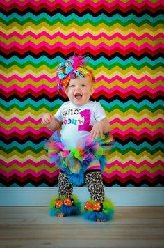 Wild about One Birthday Outfit by sassysistabowtique on Etsy, $85.00