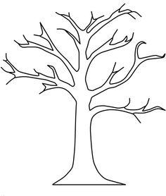 { Mormon Share } Tree Bare | Preschool | Pinterest | Tree ...