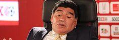 """Maradona dichiara:"""" se il Napoli vince lo scudetto, verrò a Napoli"""" - Spettegolando"""
