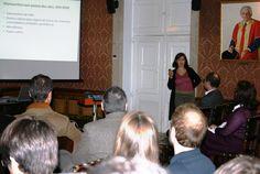 """Poesia Barroca e outras (in)utilidades em manuscritos do século XVII e XVIII"", conferência por Anabela Barros (ILCH)  [16 de NIvembro de 2012]"