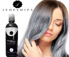 52 Ideas Hair Makeup Colorista For 2019 Long Silver Hair, Curling Hair With Wand, Colorista, Color Shampoo, Diy Shampoo, Hair Styles 2016, Super Hair, Medium Hair Cuts, Hair Painting