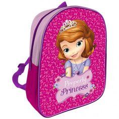 Mochila Princesa Sofía #Disney barata. ¡Por tan solo 3,98€!