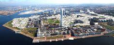 malmo västra hamnen plan 2020 - Google Search