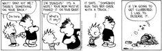 Calvin and Hobbes for September 26, 2013