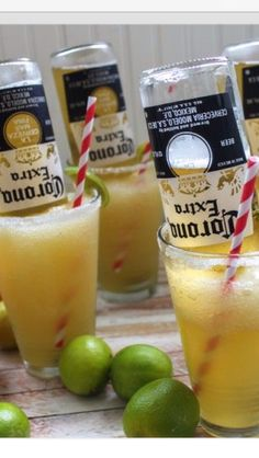 Frosty Mexican Bulldog Margarita #Food #Drink #Trusper #Tip
