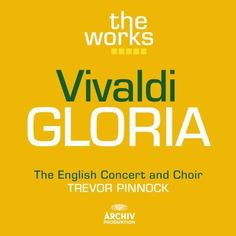 Amazon.com: Vivaldi: Gloria in D major RV 589: The English Concert and The English Concert Choir and Trevor Pinnock: MP3 Downloads