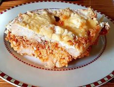 Rakott karfiol - egyszerű és finom » Balkonada receptek Lasagna, French Toast, Diet, Breakfast, Ethnic Recipes, Food, Morning Coffee, Essen, Meals