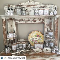 @itssouthernsweet  All stocked up on Southern Firefly Candles! The new scent - Wasabi Melon is oh so fab! And we now carry their room sprays! #southernfireflycandle #ohsofab #roomsprays #wasabimelon #grapefruitmangosteen #coconutlime #localgal #shoplocal #southernvintagemarket