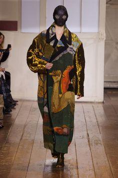 Haute Couture Printemps Ete 2014 // Maison Martin Margiela