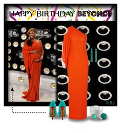 """""""Happy Birthday Beyoncé"""" by dop37 ❤ liked on Polyvore featuring WAC Lighting, Britney Spears, Merchant Archive, Jigsaw, Oscar de la Renta, Vivienne Westwood and Blink"""