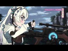 ▶ 4月TVアニメ放送開始「棺姫のチャイカ」先行PV - YouTube