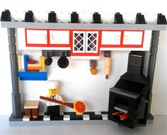 lego kitchen accessories cool creations on lego lego brick and lego house 3712