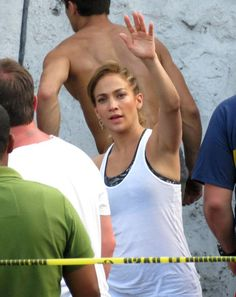"Jennifer Lopez chose Acapulco, Mexico, as the site of her March 2012 video shoot for ""Follow the Leader."""