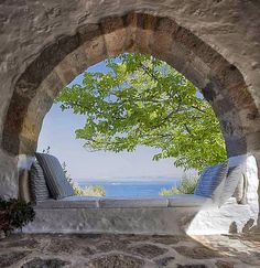 in Patmos island, Greece Oh The Places You'll Go, Places To Travel, Places To Visit, Dream Vacations, Vacation Spots, Beautiful World, Beautiful Places, Adventure Is Out There, Greece Travel