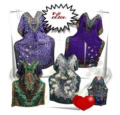 """KAFTANS DRESS"" by lavanyas-trendzs ❤ liked on Polyvore"