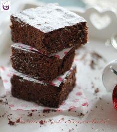 Ricetta Brownie al cioccolato, ricetta con e senza Bimby