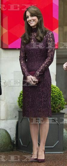 Chinese President Xi Jinping State Visit to London, Britain - 21 Oct 2015 Catherine Duchess of Cambridge attends a Creative Collaborations event at Lancaster House 21 Oct 2015