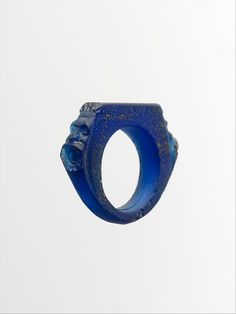 3rd Century Roman Glass #Ring #bijou #antique