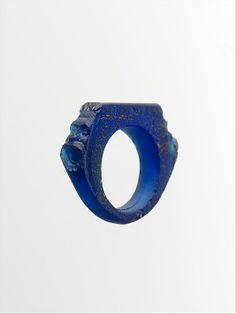 3rd Century Roman Glass Ring