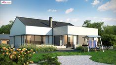 Z390 to wyjątkowy dom z kategorii projekty domów jednorodzinnych