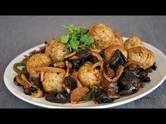 Boulettes Chinoises au Poulet, Poisson et Porc à la vapeur - Cooking With Morgane - YouTube