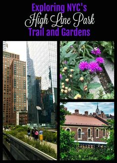 New York City's High Line Park is the perfect way to escape from the city while being right in the middle of it. Read on to see what it is all about. Everything you need to know to visit #NewYork's #HighLInePark #greenspaces #NYC