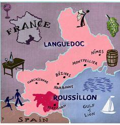 WSJ on Rousillon wines