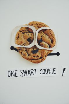 You can't be a smart cookie if you have a crummy attitude!