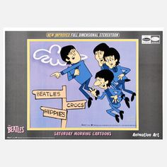 Beatles In Air now featured on Fab.