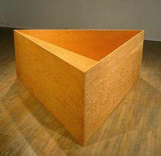 Judd '76 Mono Ha, Robert Morris, Sculpture Art, Sculptures, Action Painting, Minimalist Furniture, Contemporary Sculpture, Land Art, Box Design