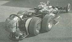 Art Chrisman twin-Chrysler twin-axle