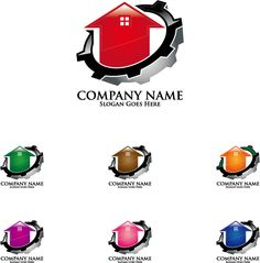 Real estate company creative logos vector 01 - https://www.welovesolo.com/real-estate-company-creative-logos-vector-01/?utm_source=PN&utm_medium=welovesolo59%40gmail.com&utm_campaign=SNAP%2Bfrom%2BWeLoveSoLo