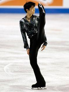 Yuzuru Hanyu  SkA 2012