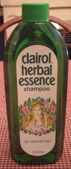 Herbal Essence Shampoo... uooohhhh!