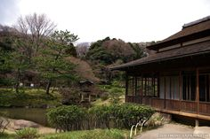 Want to escape the big city life of Tokyo or Yokohama? You don't have to go all the way to Kamakura or Kyoto! Check out the Sankeien Garden! :)