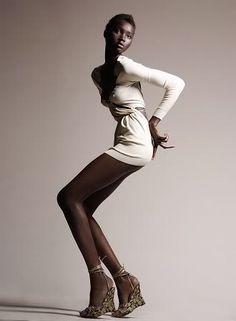 Ataui Deng (born: November 3, 1991, Khartoum, Sudan)  is a Sudanese American model. She began her fashion career at the age of 17. She is niece of Alek Wek.
