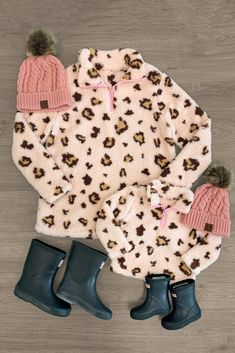 Toddler Girl Style, Toddler Girl Outfits, Mommy And Me Outfits, Cute Outfits, Pink Cheetah, Cheetah Print, Charlotte, Cute Baby Girl, Cute Baby Clothes