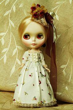 Marie Antoinette Blythe by whippeltree, via Flickr