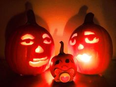 """""""Boo! We are excited to say we have a little bumpkin on the way. Ripe for our pickin' February 2015!"""" Jenny Simon writes."""