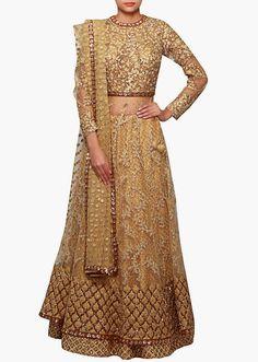Fashion: Stunning Occasion and Bridal Wear Lehenga Ensembles