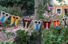 JaS Owl Party Garland by justasquidge on Etsy, $18.00