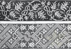 Gallery.ru / Фото #45 - Old Italian Patterns for Linen Embroidery - Dora2012