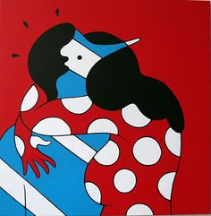 IL Senso Di Colpa by Parra at Galleria Patricia Armocida in Milan from