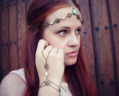 HOLIDAY SALE white opal slave bracelet opal hand by alapopjewelry