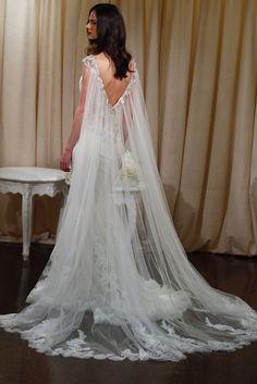 Badgley Mischka Bridal Spring 2016 Presentation