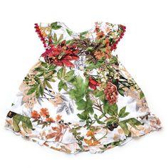 dcdfa7766 Vestido Orquídea Crochet - CutiCutiBaby - Roupas e Acessórios para bebês e  crianças