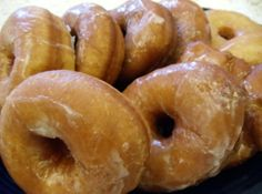 MOM'S RAISED DOUGHNUTS | Just A Pinch Recipes
